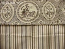画像5: 「即納F」布:Casal古代の光景(3:チョコレート)長さ50cm単位 /130g (5)
