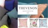 「取寄せOM」 Thevenonクッションカバー:約500種類のお好きな生地から選べます /150g〜