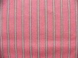 「即納F」布:ポロ(シャンブレー赤)長さ50cm単位 /80g