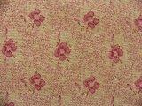 「即納F」布:ロジンヌ(シャンブレー赤)長さ50cm単位 /80g