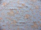 「即納F」布:アンナ(ブルーベースグレイ)長さ50cm単位 /80g