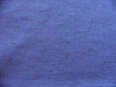 画像5: 「即納F」はぎれ70×50:ラーヴ(色番89マリンブルー、麻)/ 110g (5)