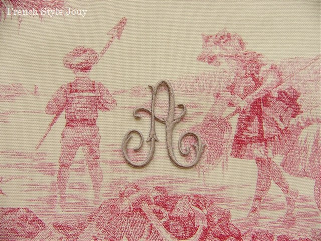 画像5: 「即納F」AD刺繍飾り:アーベーセデール・リス5x5(トープ) /20g