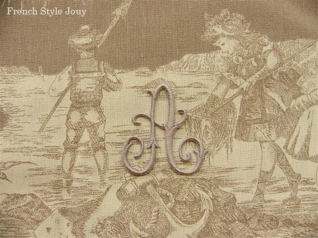 画像4: 「即納F」AD刺繍飾り:アーベーセデール・リス5x5(トープ) /20g