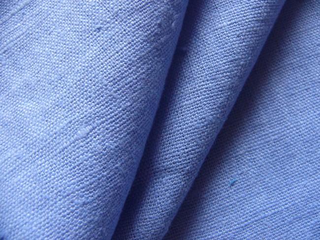 画像1: 「即納F」はぎれ70×50:ラーヴ(色番74ラベンダー、麻)/ 110g (1)
