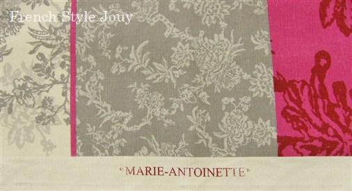 画像5: 「即納F」布:マリー・アントワネット(ピンク・グレイ)/380g