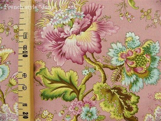 画像2: 「即納F」廃盤布:ペルゼポリス(ピンクベース) /380g