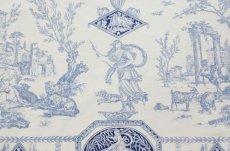 画像3: 「即納F」はぎれ75x50:Casal狩人の女神ディアナ(16:ブルー) /80g (3)