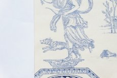 画像10: 「即納F」はぎれ75x50:Casal狩人の女神ディアナ(16:ブルー) /80g (10)