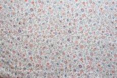 画像7: 「J即納」はぎれ73x50:コットン地ユージェニー(ピンク・ブルー)/80g (7)