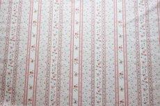 画像8: 「移動中/F在庫」はぎれ73x50:シャルロット(ホワイトベース赤・ブルー)/80g (8)