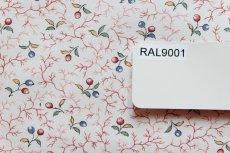 画像14: 「即納J/即納F」はぎれ73x50:ルイーズ(ホワイトベース赤・ブルー)/80g (14)
