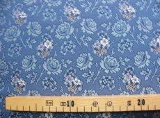 画像2: 「即納F」 35 x 25 Casalジャカードお試し4点セット :No.2 ブルー・ベージュ系/160g (2)