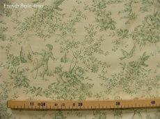 画像2: 「即納F」布:Casalモンソー公園(30:グリーン) 長さ50cm単位 /160g (2)