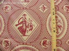 画像10: 「即納J/F」はぎれ75x50:Casal古代の光景(1:赤) /65g (10)