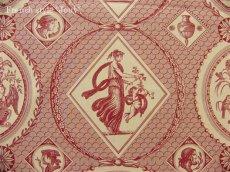 画像3: 「即納J/F」はぎれ75x50:Casal古代の光景(1:赤) /65g (3)