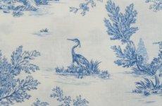 画像15: 「J即納/F在庫」はぎれ70×50:ミニパストラル(ブルー、小柄)/60g (15)
