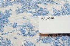 画像5: 「即納F」はぎれ70×50:ミニパストラル(ブルー、小柄)/60g (5)