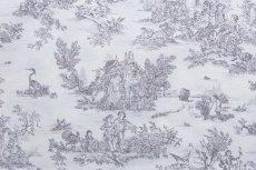 画像10: 「即納J/即納F」はぎれ70×50:ミニパストラル(グレイ、小柄)/60g (10)