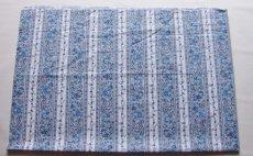 画像2: 「即納F」はぎれ80x50:Valdrome ジャンシアヌ(プロヴァンス風、ブルー)/65g (2)