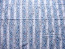 画像6: 「即納F」はぎれ80x50:Valdrome ジャンシアヌ(プロヴァンス風、ブルー)/65g (6)