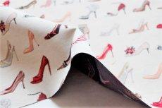 画像6: 「F在庫」はぎれ70×50:ゴブラン織り タロン・エギュイーユ(ライトアイボリーベース) (6)