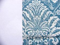 画像9: 「即納F」はぎれ70x50:ラミー・オーヌモン(ブルーアジュールベース)/ 105g (9)