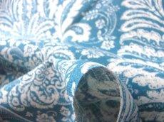 画像10: 「即納F」はぎれ70x50:ラミー・オーヌモン(ブルーアジュールベース)/ 105g (10)