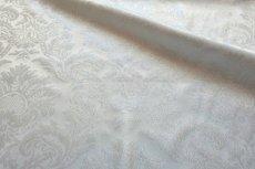 画像18: 「即納F」布:グラン・リシュリュー(ジャカード、シルバーラメ)/115g (18)
