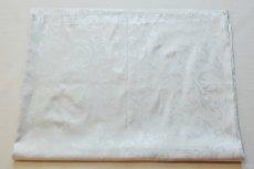 画像2: 「即納J」はぎれ70x49:グラン・オーヌモン(ジャカード、シルバーラメ)/115g (2)