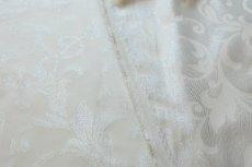 画像15: 「即納J」はぎれ70x49:グラン・オーヌモン(ジャカード、シルバーラメ)/115g (15)