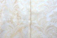 画像10: 「即納J」はぎれ70x50:グラン・リシュリュー(ジャカード、ゴールドラメ)/115g (10)