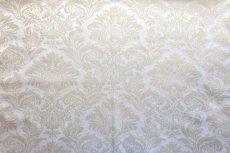 画像1: 「即納J」はぎれ70x50:グラン・リシュリュー(ジャカード、ゴールドラメ)/115g (1)