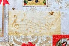 画像8: 「即納J」はぎれ70x50:クリスマスの天使たち(写真、額装風)/ 95g (8)