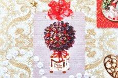 画像9: 「即納J」はぎれ70x50:クリスマスの天使たち(写真、額装風)/ 95g (9)