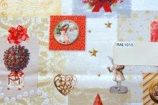 画像15: 「即納J」はぎれ70x50:クリスマスの天使たち(写真、額装風)/ 95g (15)