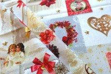 画像17: 「即納J」はぎれ70x50:クリスマスの天使たち(写真、額装風)/ 95g (17)