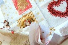 画像18: 「即納J」はぎれ70x50:クリスマスの天使たち(写真、額装風)/ 95g (18)