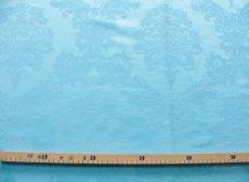 画像2: 「即納J/F」はぎれ70x50:ダマスコ(色番62ターコイズ) /120g (2)