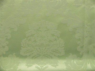 画像2: 「即納J/F」はぎれ70x50:ダマスコ(色番52ペールグリーン) /120g