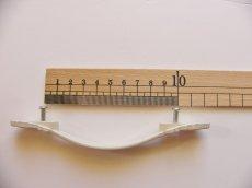 画像3: 「即納F」取っ手:ポンパドール14.5cm(ホワイト&ゴールド)/65g (3)