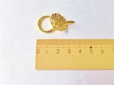 画像3: 「即納J/F」リング付き留め金具ゴールド/5g (3)