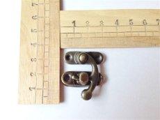 画像4: 「即納J」留め金具(薄板)ブロンズ/10g (4)