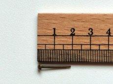 画像2: 「J即納/F在庫」新・割りピン5mm(ブロンズ)10個セット /10g (2)