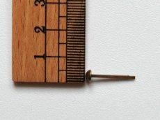 画像3: 「J即納/F在庫」新・割りピン5mm(ブロンズ)10個セット /10g (3)