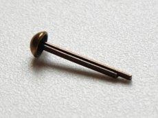 画像5: 「J即納/F在庫」新・割りピン5mm(ブロンズ)10個セット /10g (5)