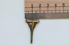 画像3: 「即納J」チャーム:エッフェル塔18x32mmアンティークゴールド5個セット/5g (3)