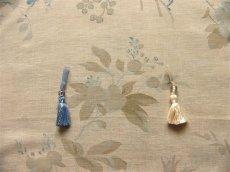 画像3: 「即納J/F」布:フルールマノン(シャンブレーブルー)長さ50cm単位 /80g (3)