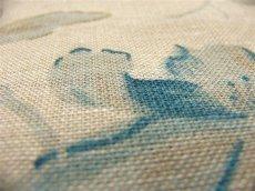 画像4: 「即納J/F」布:フルールマノン(シャンブレーブルー)長さ50cm単位 /80g (4)