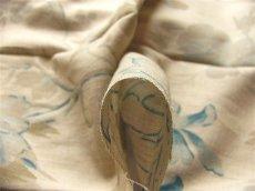 画像7: 「即納J/F」布:フルールマノン(シャンブレーブルー)長さ50cm単位 /80g (7)